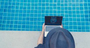 photo d'un digital nomad
