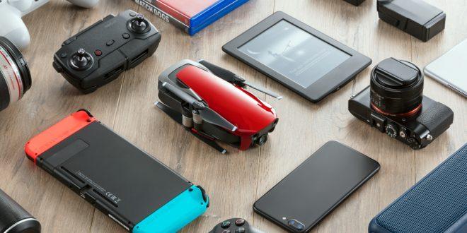 photo de gadgets et jeux