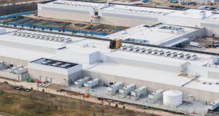 photo d'un data center au texas