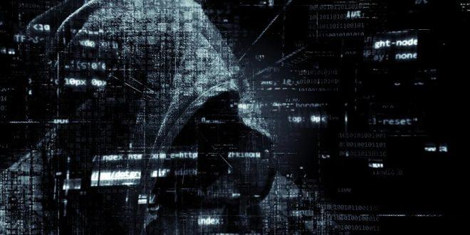 illustration montrant un personne hacker