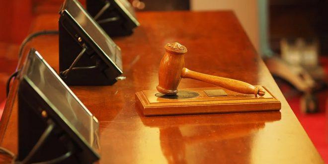 photo d'un marteau de juge